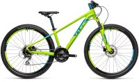 Cube Acid 260 Disc green'n'blue 2020 Größe: 26
